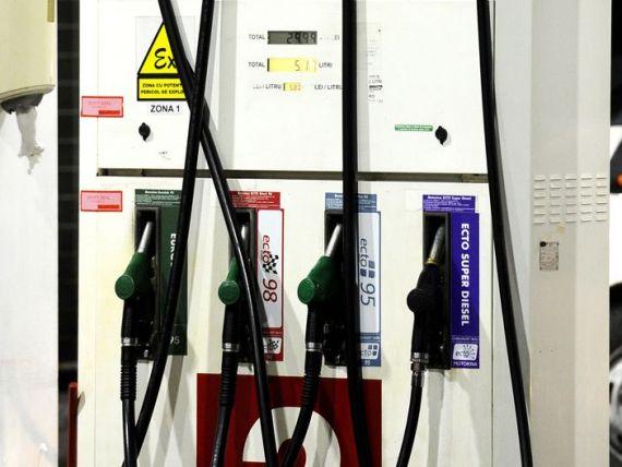 Carburantii din Romania, printre cei mai ieftini din Europa