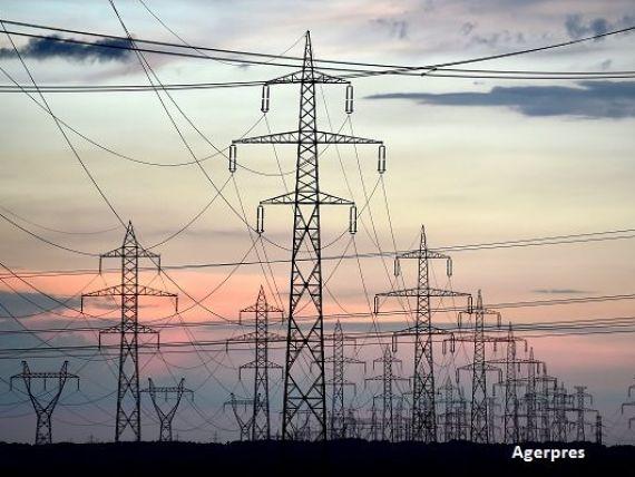 Prețul energiei electrice pe bursa din România, cu 25% mai mic față de țările din regiune