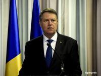 Presedintele Klaus Iohannis sesizeaza CCR in legatura cu modificarea Codurilor penale si solicita MAI explicatii legate de incidentele de la protestele de miercuri seara