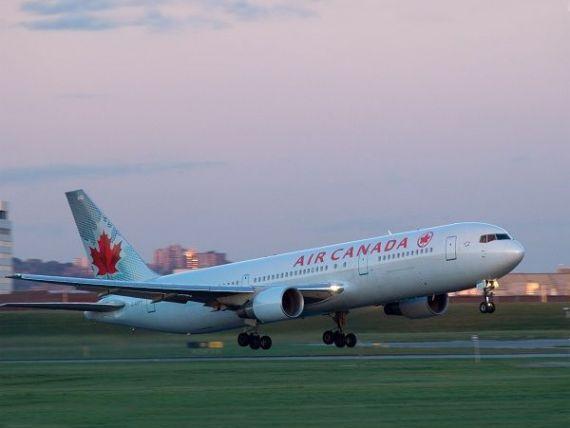 Paravion: Cautarile de bilete de avion doar  dus  spre Canada, Australia si SUA au crescut de trei ori in ultimele 36 de ore in Romania