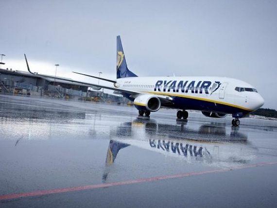 Ryanair opreste extinderea in Marea Britanie, din cauza Brexitului. Irlandezii se gandesc sa renunte la cursele interne din Regat