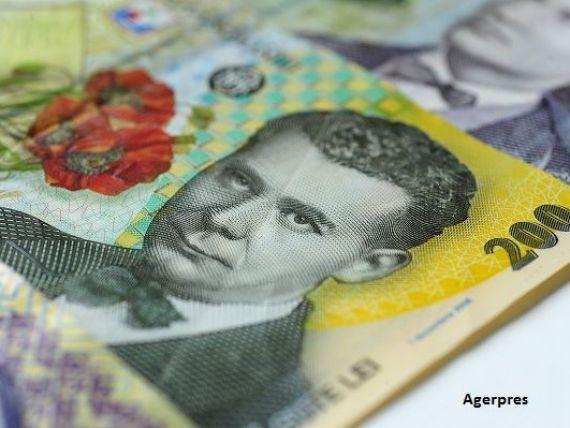 Încrederea în economia României a crescut în noiembrie, după cinci luni de scădere. Economiștii estimează o depreciere a leului în 2018