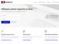 Utilizatorii serviciilor de internet banking vor putea plăti taxele și impozitele online, pe Ghișeul.ro