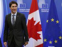 Parlamentarii cer premierului Canadei să reintroducă vizele pentru români. Reacția lui Justin Trudeau