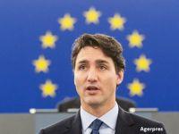Soția premierului canadian Justin Trudeau, infectată cu coronavirus
