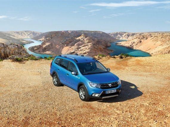 Inceput de an excelent pentru Dacia in Europa. Crestere a inmatricularilor cu doua cifre in Germania si M. Britanie, mult peste nivelul pietei