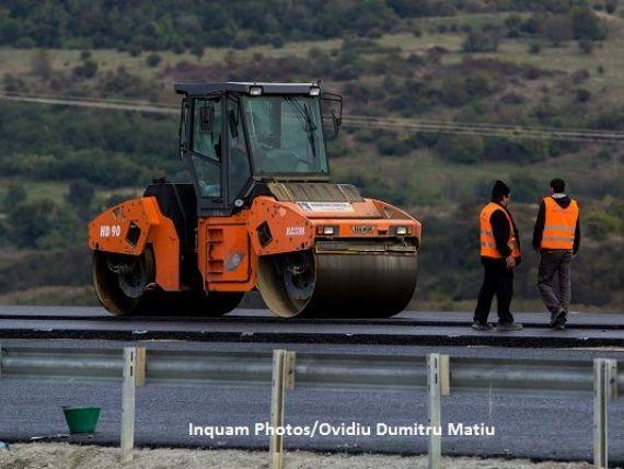 România vrea autostrăzi, dar nu are principala materie primă să le construiască. O singură companie produce bitum, iar 80% din cerere este acoperită de importuri