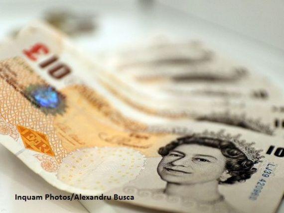 Banca Angliei revizuieşte în scădere estimarea de creştere economică și avertizează că incertitudinea creată de Brexit a început să aibă efecte
