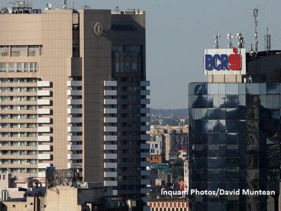 BCR, a doua mare bancă din România, anunță un profit în creștere cu 142%, în primele 9 luni ale anului