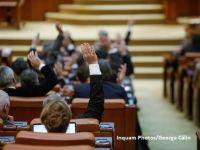 Parlamentul a respins cererea de reexaminare bugetului pe 2019. Legea se întoarce nemodificată la președinte, pentru a fi promulgată