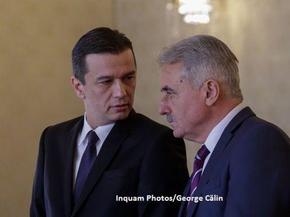 Premierul a discutat cu ministrul Finantelor si cu seful ANAF despre scrisoarea CE privind deficitul. Raspunsul Guvernului pentru Comisia Europeana