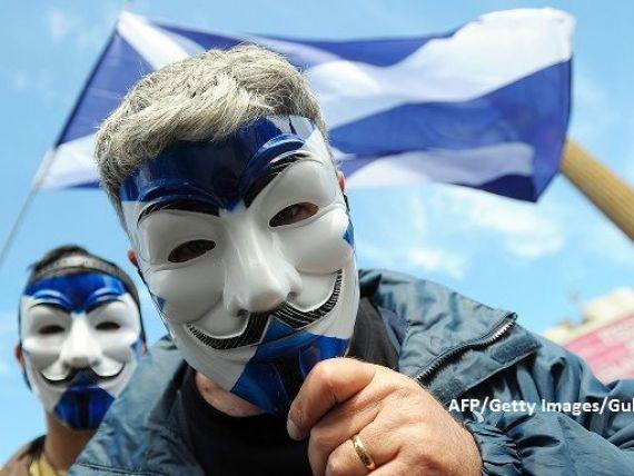 Un  Brexit dur  ar putea atrage organizarea unui al doilea referendum pentru independență în Scoția