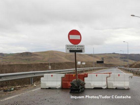 CNAIR va scoate la licitatie doua sectiuni din autostrada Pitesti-Sibiu. Ministrul Transporturilor:  In perioada imediat urmatoare se vor redeschide santierele
