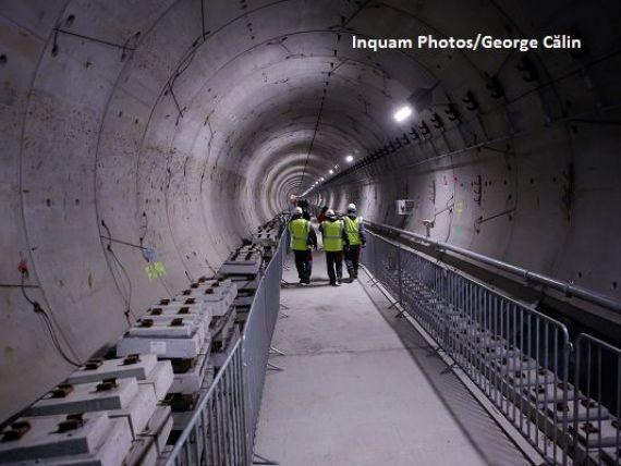 Nereguli şi posibile fraude la magistrala de metrou Drumul Taberei. De ce au fost întârziate lucrările și au costat cu 188 mil. lei mai mult