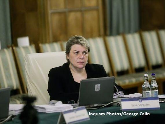 Impozitul pe venit va constitui sursa de finantare a bugetului local, din 2018, anunta vicepremierul Sevil Shhaideh