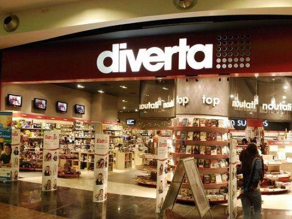 Lantul de librarii Diverta investeste anul acesta 250.000 de euro in deschiderea a cinci magazine in Romania