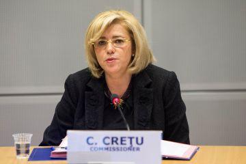 Corina Crețu: România va pierde o mare parte din fondurile UE pentru infrastructură. Rata de absorbţie în 2019 a fost de doar 31%