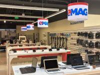 eMAG deschide al doilea showroom din Bucuresti, cu peste 10.000 de produse disponibile si un spatiu amenajat pentru gaming