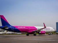 Wizz Air lanseaza inca trei rute cu plecare din Cluj-Napoca, la preturi de 104 lei pe segment