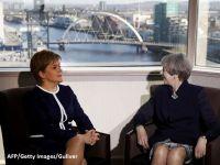 """Guvernul de la Londra """"curteaza"""" provinciile-problema, inaintea declansarii Brexitului. Scotia si Irlanda de Nord ameninta cu ruperea de Regat, dupa iesirea din UE"""