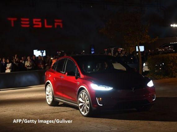 Tesla raportează livrări sub așteptări. Gigantul american se prăbușește pe bursă
