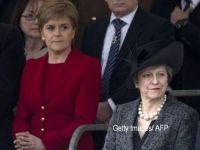 Premierul Scotiei cere oficial Theresei May sa-i permita organizarea unui nou referendum pentru independenta, la doua zile dupa declansarea Brexitului