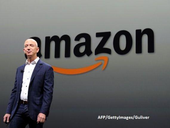 Miliardarul pe care vânzările de Black Friday l-au făcut cel mai bogat om al Planetei. Averea lui Jeff Bezos a depăşit în premieră 100 mld. dolari