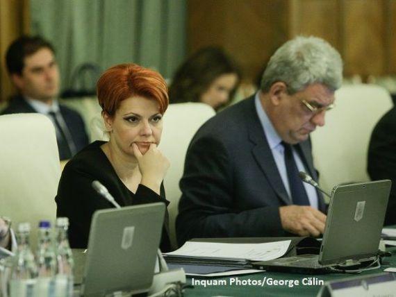 Legea salarizarii primeste aviz favorabil de la Guvern. Vasilescu: Proiectul va mai suferi modificari in Parlament, dar care nu vor schimba principiile legii