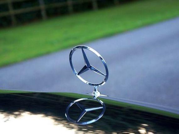 Autoritățile din Germania cer Daimler să recheme mașinile Mercedes Vito, care încalcă standardele privind emisiile