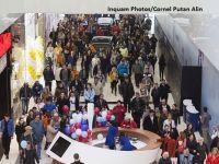 Program de Pasti: Majoritatea centrelor comerciale inchid mai devreme sambata si sunt inchise duminica. Cinematografele si cafenelele din mall-uri sunt deschise