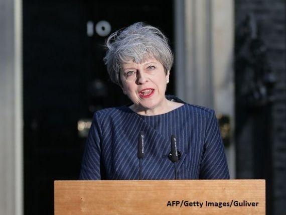 Theresa May vrea să grăbească adoptarea acordului privind Brexitul, de teama propriului partid