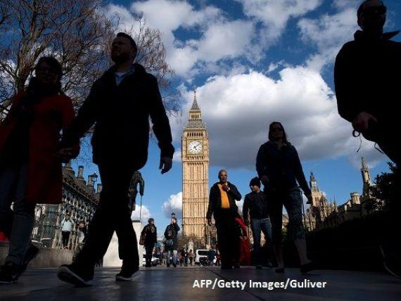Efectele Brexitului: Economia britanică înregistrează cel mai slab ritm de creștere din 2012. Migrația, la cel mai scăzut nivel din ultimii șase ani