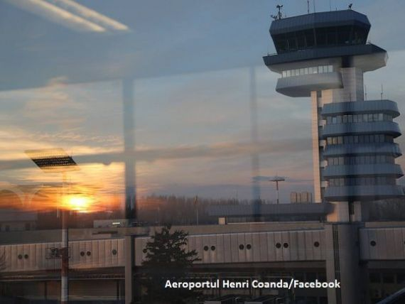 Aeroportul Henri Coandă a intrat în reparații