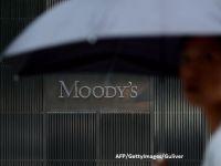 """Moody's a redus perspectiva ratingului de tara de la pozitiv la stabil. """"Romania are deficite tot mai mari, iar economia va fi tot mai vulnerabila la socuri financiare externe"""""""