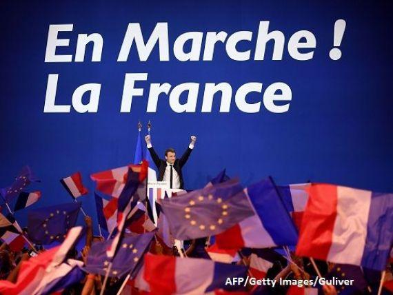 Parisul va lupta sa atraga cat mai multe banci din Londra, dupa victoria lui Macron. 20.000 de salariati ar putea migra din capitala Regatului in cea a Hexagonului
