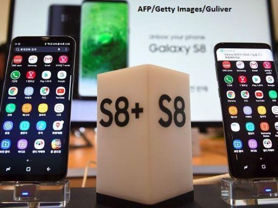 Samsung isi bate propriile recorduri. Precomenzile pentru Galaxy S8 au fost cele mai mari din istoria companiei