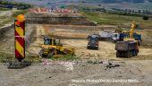 CNAIR a demarat lucrările la Autostrada Sibiu- Pitești, după aproape un an de la obţinerea autorizaţiei de construcţie