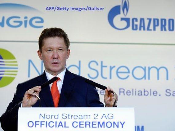 Gazoductul Nord Stream 2 va creste cota de piata a Gazprom in Europa, in pofida concurentei gazelor lichefiate venite din Qatar si SUA