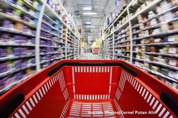 România se menține în topul celor mai mari creșteri de prețuri din UE. Locul doi la inflație în decembrie, după Ungaria