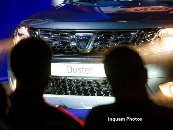 Primele imagini cu noua generatie Duster. Cum arata SUV-ul pe care Dacia il lanseaza in 2018. FOTO