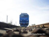 În România, trenurile întârzie din orice motiv. Peste 7.000 de minute în fiecare zi. Iarna se contractă şinele, vară se dilată, iar când plouă se rup cablurile și copacii
