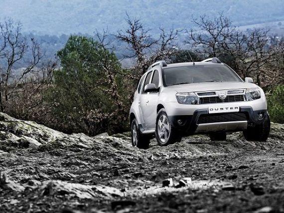 Premiera in Romania: Dacia lanseaza o versiune Duster cu cutie de viteze automata