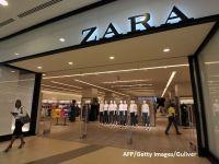 Proprietarul Zara raportează primele pierderi trimestriale, în urma pandemiei. Retailerul vrea să închidă până la 1.200 de magazine