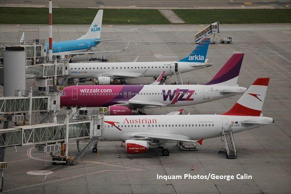 Wizz Air suspendă mai multe curse din țările afectate de coronavirus: lista zborurilor anulate miercuri. Tarom nu mai zboară în Israel