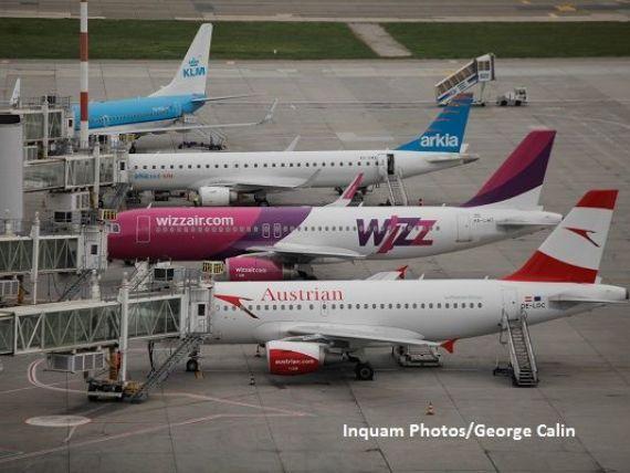Traficul aerian ar putea fi paralizat vineri. Angajatii ROMASTA ameninta cu greva. Salariul mediu brut in companie este de aproape 5.000 euro