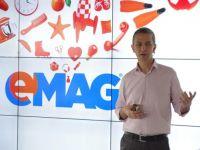 Afacerile grupului eMAG au depăşit un miliard de euro, anul trecut. Compania vrea să investească 150 mil. euro în tehnologie, în următorii cinci ani
