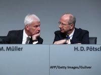 Inca in scandal la Volkswagen. Directorul general si presedintele producatorului auto, investigati pentru manipularea bursei, in scandalul emisiilor