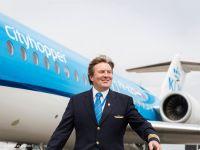 Regele Olandei piloteaza curse KLM, pentru a se relaxa si a se detasa de indatoririle regale
