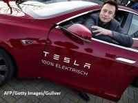 Elon Musk devine al şaptelea cel mai bogat om din lume, depăşindu-l pe legendarul Warren Buffett. Tesla, cel mai valoros producător auto după capitalizarea bursieră