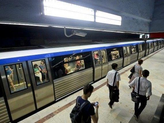 Metrorex angajează 354 de persoane în acest an și peste 900, anul viitor, pentru magistrala Drumul Taberei-Ghencea
